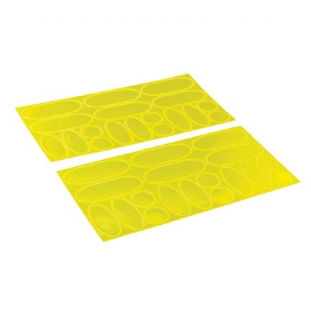 Hi-Vis Reflective Stickers 36pce